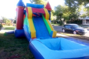 All Stars Jumpers Large Castle Combo with Pool